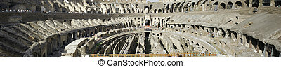 colosseo wide view