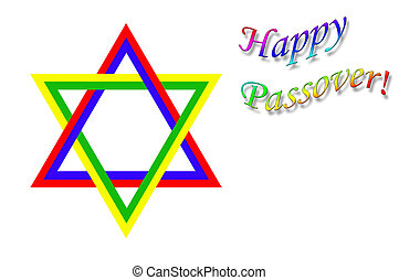Happy Passover - An illustration for a Happy Passover