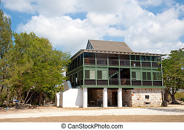 Pedro St James house on Grand Cayman
