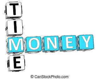Money Time Crossword