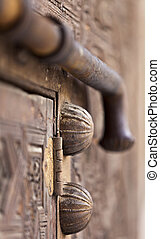 Closed   - Amazing detail in Alhambra, Spain.