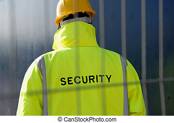 Security Man - Security Man
