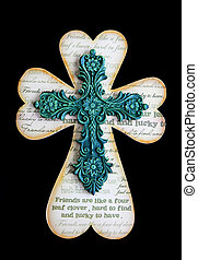 Saint Patricks Cross - A religious Saint Patricks Day...