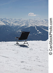 longue - relax longue in the mountains