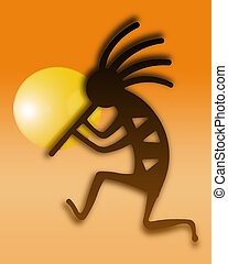 Kokopelli Dance - Kokopelli is the most intriguing and...