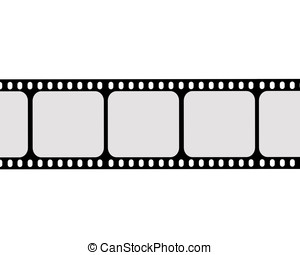film strip - Film strip illustration