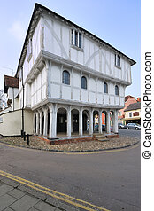 Thaxted Guild Hall essex