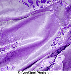 purple velvet canvas background with waves