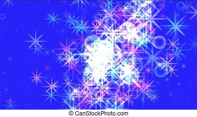 soap bubble and flare stars,waterdr