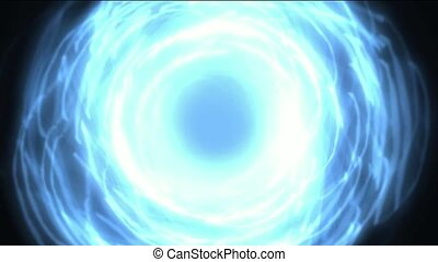 power energy time tunnel,light wire,universe swirl...