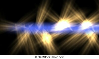 laser weapons,power energy,blue light beam jet golden...