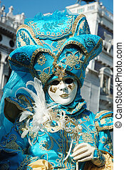 máscara, Venecia,  2011, carnaval