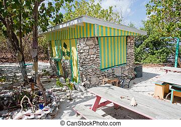 Island hut - Hut on Little Cayman island