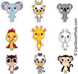 doodle animal  - doodle animal