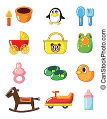 cartoon b Baby supplies
