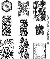 lace set  - lace set