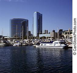 Marina, San Diego