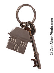 First house keys studio cutout