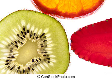 kiwi orange strawberry white diet