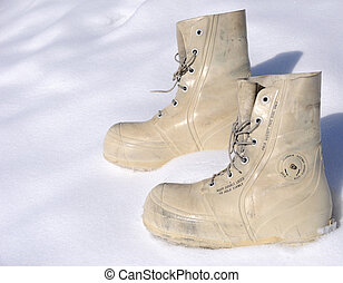 Arctic Winter Survival Boots