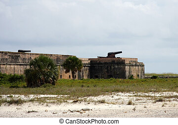 Fort Pickens, Gulf Islands National Seashore, Pensacola