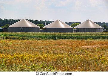 biogas plant 75