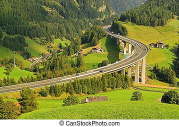 Brennerautobahn 13