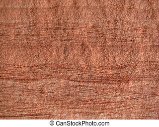 fine sandstone layers - fine layered brown and red sandstone