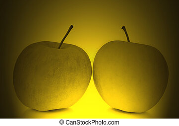 Golden apples
