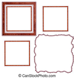 frames old leather