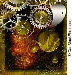 retro mechanism