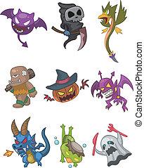 monster doodle  - monster doodle