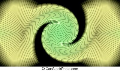 rotation curve pattern,spiral turbi