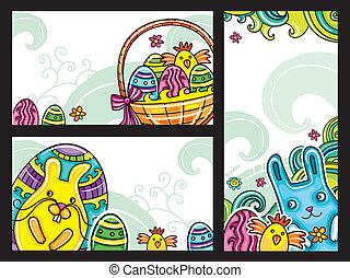 Easter banners1