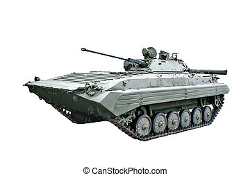 Infantry fighting vehicle - Old infantry fighting vehicle...