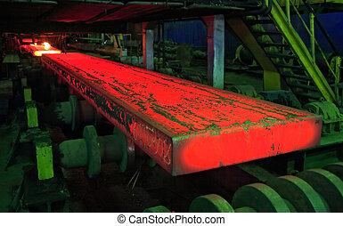 hot steel sheet