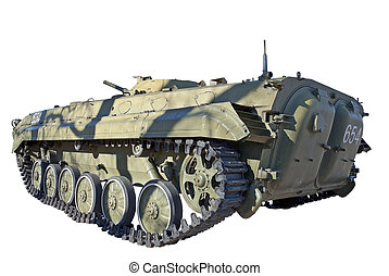 infantry combat vehicle BMP-1