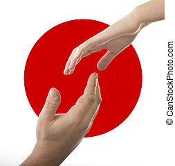 Helping Hand for Japan