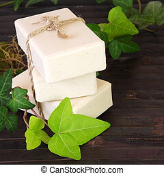 Natural Ingredients Soap