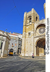 Portugal Lisbon capital city landscape history of the castle