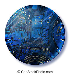 cybernetic sphere