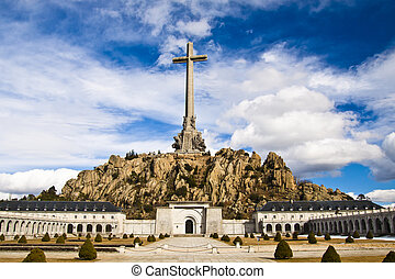 Valle de Los Caidos - Valley of the fallen - A memorial...