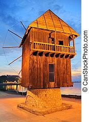 old mill nesebar