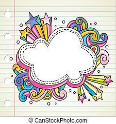 bubble doodle