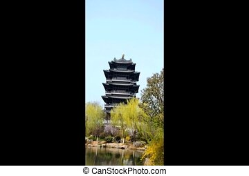 North Pole Temple 2 - The largest Taoist Temple in Jinan...