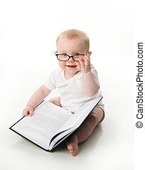 csecsemő, felolvasás, fárasztó,...