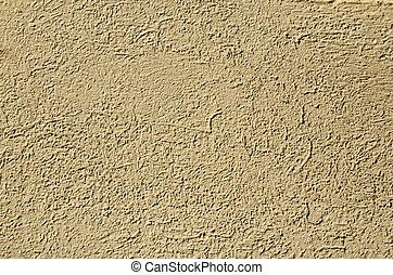 Painted textured concrete