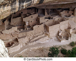 Cliff Palace---Mesa Verde