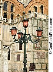 Ornate Street Lights