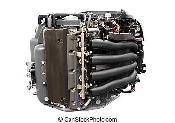 yacht turbo engine